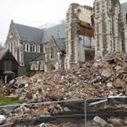 Christchurch and the Big Question
