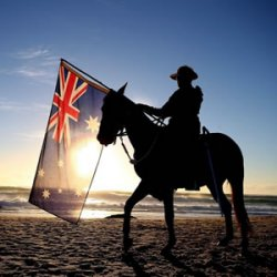 ANZAC Day cancelled? No way, no way.