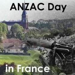 The 25th of April -  from the Somme to Sydney, it is still ANZAC Day