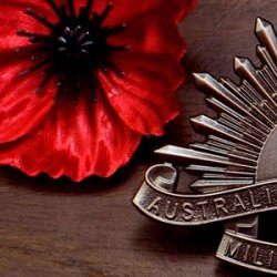 Show Your Support for our ANZACs
