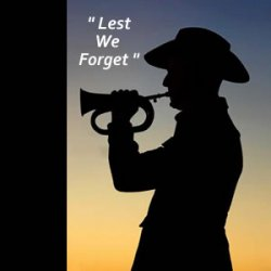 LAST POST AND REVEILLE