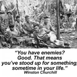 The Men who saved Australia