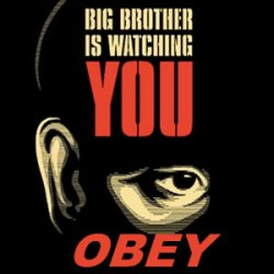 Big Brother IS watching you.....?
