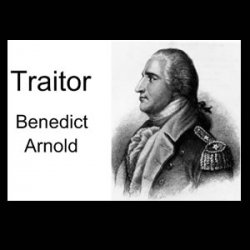 The Man of the Year 2020 - Benedict Arnold