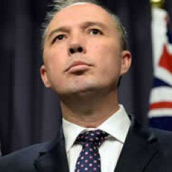 Morrison step aside and let Dutton lead us.