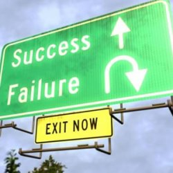 Worshipping failure and expecting success