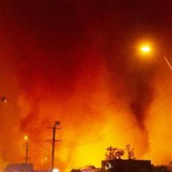 Marcus Beach Bushfires - my perspective.