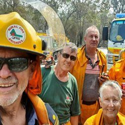Queensland Firefighters burned by Government