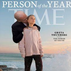 Greta Thunberg - 2019 Person of the Year