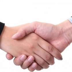 When a handshake isn't worth the paper it isn't written on