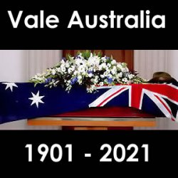 A Eulogy  to Australia - you beautiful bastard - we will miss you