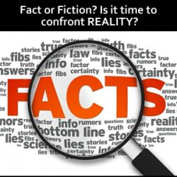 Fact or Fiction? It depends upon which side of the Fence you sit.