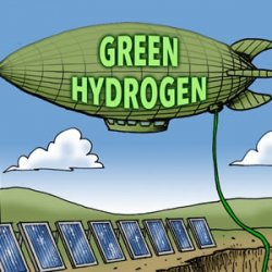 Hydrogen Hype and Hurdles