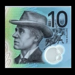 The Man on the $10 note