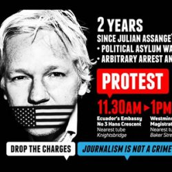 Everything The West Claims It Values Is Invalidated By Its Treatment Of Assange