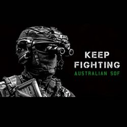In Defence of Australia and its fighting spirit