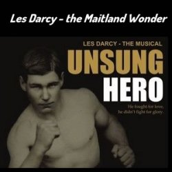 LES DARCY (The Maitland Wonder)