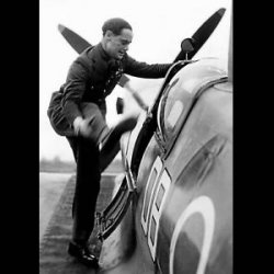 Douglas Bader - hero, flying ace and inspiration to reach for the sky
