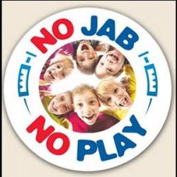 No Jab - No Play