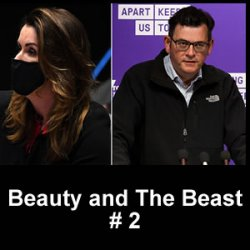 The battle of Beauty and the Beast #2