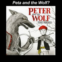 Peta and The Wolf