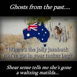 Shear Sense ?  The impact of shearers on Australian history and folk lore