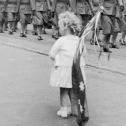 I remember when... biscuits, bombers and parades were patriotic