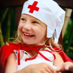 I remember when ... I wanted to be Nurse Nice Day