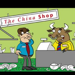 The Bully in the China Shop