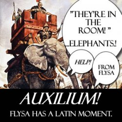 Marxists Posing As Fabians - the elephant is in the room