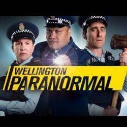 Wellington Paranormal and KIwi